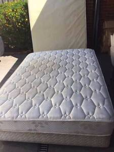 comfortable queen size base +mattress , can delivery at extra fee Mont Albert Whitehorse Area Preview