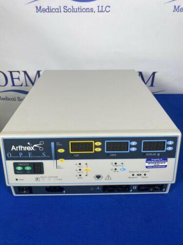 Arthrex OPES AR-9600 Orthopedic Procedure Electrosurgical Unit System