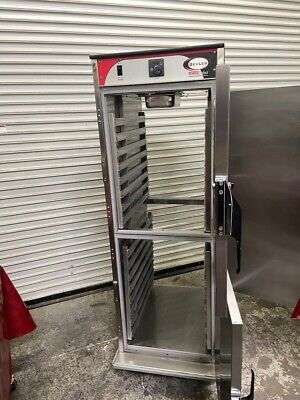 Heated Food Warming Cabinet Full Size Holding Transport Pass Through 120v 4695