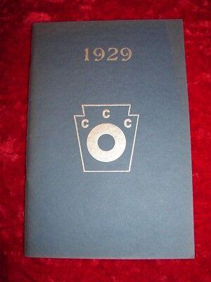 1929 Ccc Camp Year Book   Pa  Sabbath School Assoc  Philadelphia  Pa   Photos