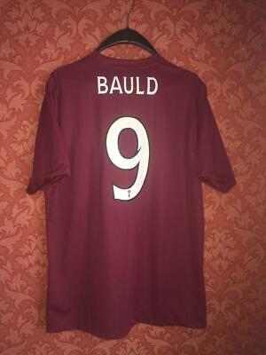 Heart Of Midlothian Hearts 2010-2011 home football shirt jersey maglia 9 number image