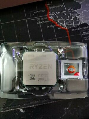 AMD Ryzen 9 3950X CPU New(Other) READ DESCRIPTION