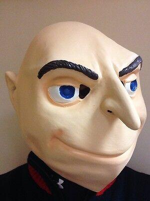 Gru Bösewicht Maske Film Cartoon Kostüm Einfach Unverbesserlich Masken Kostüm