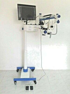 Brand New Titling Surgical Operating Microscope With Fast Free Shipping World