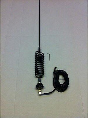 Springer Stinger CB Antenna + 3/8 Power Stick  Body mount Kit  CB Aerial