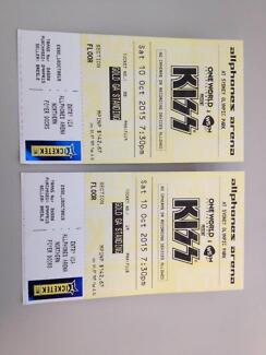 KISS Tickets City North Canberra Preview