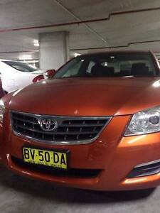 2009 Toyota Aurion Sedan Ryde Ryde Area Preview