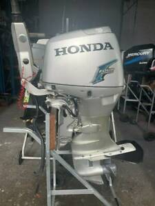 40hp Honda 4 stroke Outboard Southport Gold Coast City Preview