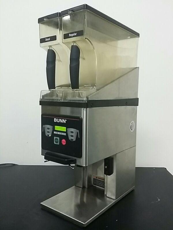 BUNN 35600 MHG, SST Dual Hopper Coffee Grinder