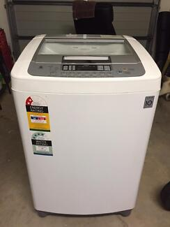LG 6.5kg top load direct drive washing machine Mango Hill Pine Rivers Area Preview