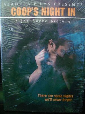 Coops Night In  Dvd  Award Winning Short Film By Joe Burke World Ship Avail