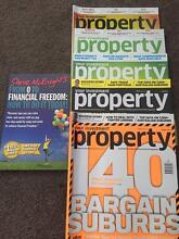 Investment Property Magazines April to January 2016 issues, excel Surry Hills Inner Sydney Preview