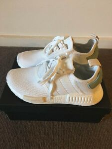 Brand New NMD R1 W White/Tactile Green size US6 - One Only Chadstone Monash Area Preview