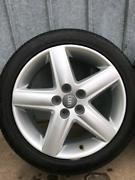 Wheels & Tyres Audi  Essendon Moonee Valley Preview