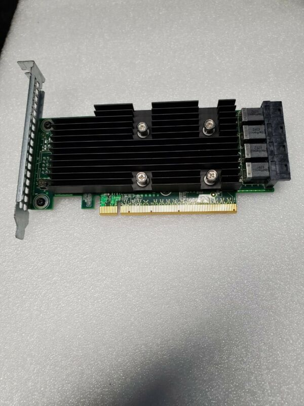Dell op31H2 NvMe SSD PCle Extended Controller Mini SAS Adapter R630/R730/R920/