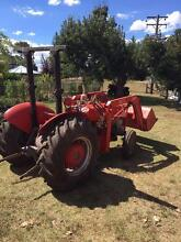 Massey Ferguson 135 Tractor with Front End Loaderi Armidale City Preview