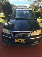 2001 Honda Odyssey (7 Seat) Wagon Old Guildford Fairfield Area Preview