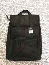 Topman 100% real leather rucksack backpack Chadstone Monash Area Preview