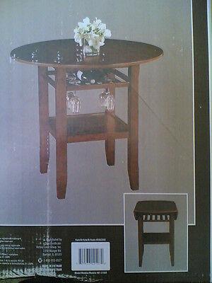 Folding Pub Tables - NIB: Nice 40