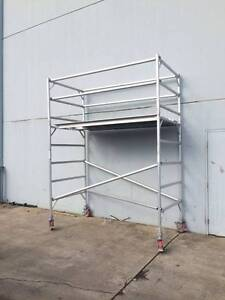 3.0m Aluminium Scaffold Alloy mobile tower Double Width Dandenong South Greater Dandenong Preview