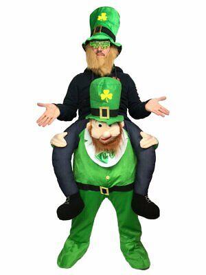 iten Kobold Kostüm Herren Irisch st Patrick Kostüm (Reiten Kostüme Erwachsene)