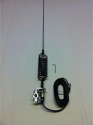 Springer Stinger CB Antenna + 4 Bolt Bar  2 way Mirror mount Kit  CB Aerial