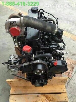 New Cat 3044c Turbo Cat C3.4 Engine Perkins 804d33t 1 Year Warranty 236b 246b
