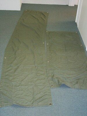 Carpet Protectors (3 Piece/Green) off 1992 50' Viking Convertible