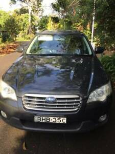 2007 Subaru Outback premium