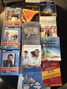 Medical Office Administrator Textbook & Anderson Uniform (MOA)