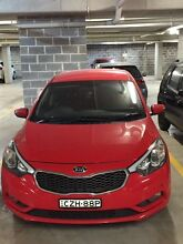 Kia Cerato S 2015 5D Hatchback Red Auto Bankstown Bankstown Area Preview
