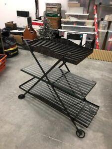 Decorative Steel shelf