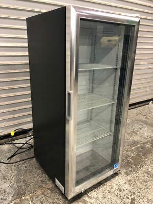 Glass Door Counter Top Drink Display Cooler Idw G-4 New 9261