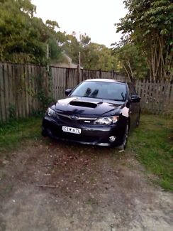 WRX 2009 G3 sedan Orchard Hills Penrith Area Preview