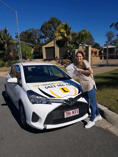 Driving classes start from $40p/h