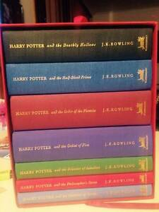 Harry Potter  - Hardcover - 7 books - Boxed Set Gilmore Tuggeranong Preview