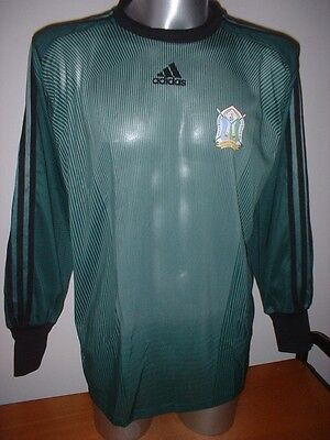 Djibouti Goalkeeper ADIDAS Shirt Jersey Soccer Adult XL BNWT Trikot Djiboutienne image