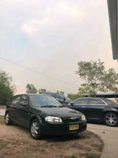 Mazda 323 astina Seaham Port Stephens Area Preview
