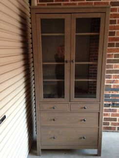 IKEA Brown Hemnes Unit Cabnet Richmond Hawkesbury Area Preview