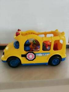 Fisher Price Little People bus in  good working order Arana Hills Brisbane North West Preview