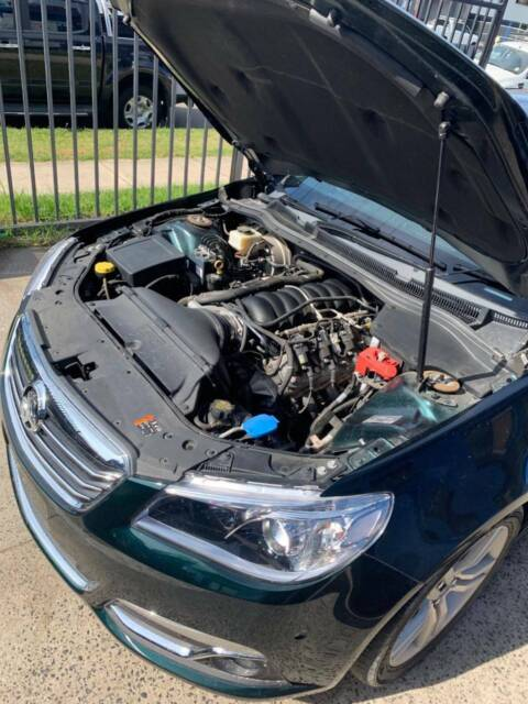 V8 6 LITRE LS2 L77 FOR CONVERSION ENGINE AND GEARBOX FOR SALE 355