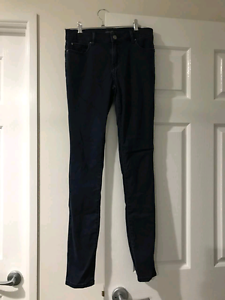 Forever new dark blue stretch skinny jeans Kallangur Pine Rivers Area Preview