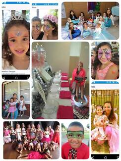 FACE PAINTING PAMPER PARTY SERVICE Sydney City Inner Sydney Preview