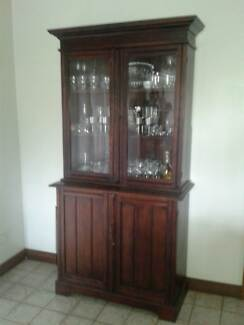 Antique Buffet and Hutch West End Brisbane South West Preview