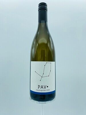 2018 Pavo Grauburgunder Qualitätswein trocken weiß Drehverschluss 75 cl