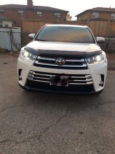 Toyota Highlander 2017 xle