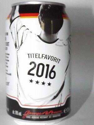 Jim Beam Cola Dose 0,33 Neu Voll Titelfavorit 2016 limited edition
