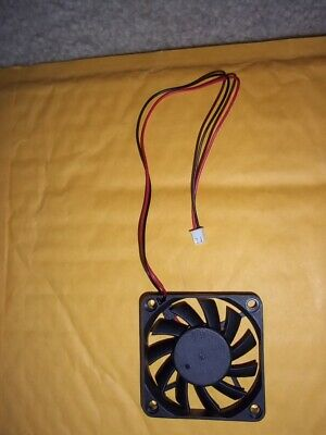 11 Blade Coleman Thermoelectric Cooler Fan With Jumper Wires 2.54mm