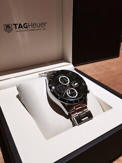 Tag Heuer Carrera (8 months old) Burbank Brisbane South East Preview