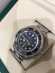 Brand New Rolex Deepsea James Cameron D-Blue Edition North Sydney North Sydney Area Preview